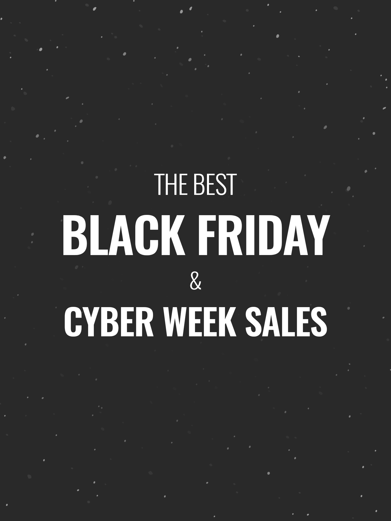 Modish The Best 2018 Black Friday and Cyber Week Sales | Hey It's Julay ZE-02